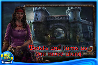 Shadow Wolf Mysteries: Curse of the Full Moon Collector's Edition (Full) screenshot #4