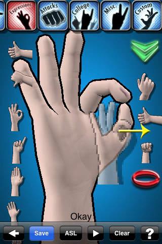 The Finger! screenshot 3
