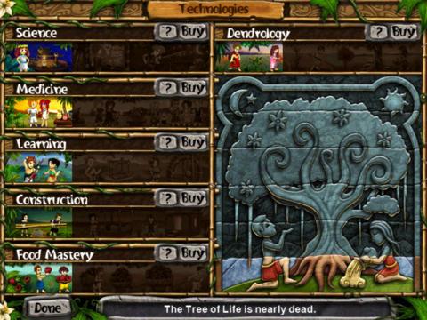 Virtual Villagers 4 for iPad screenshot 4