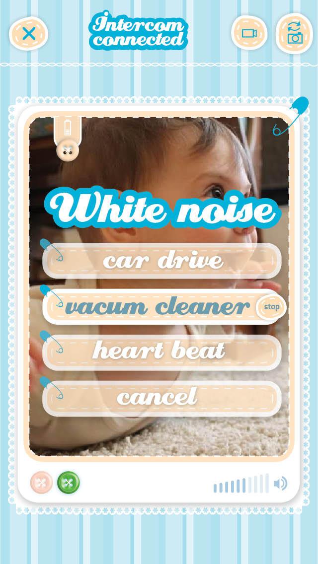My Baby Monitor - Best Video & Audio Intercom screenshot 3