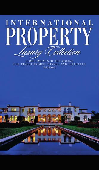 International Property & Travel Magazine screenshot 1