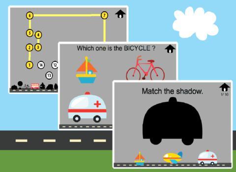 Tap Transport HD screenshot 2