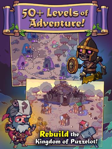 Knights of Puzzelot screenshot 9