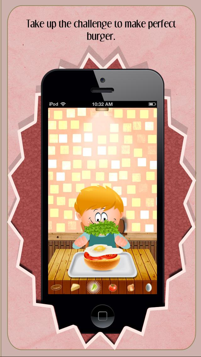 Burger Restaurant Lite screenshot 3