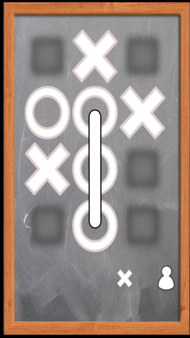 000XXX Tic Tac Toe BB SD screenshot 1