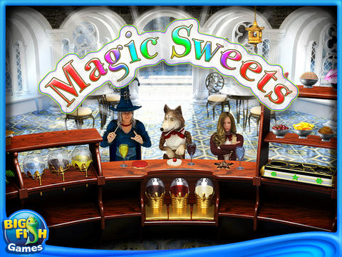 Magic Sweets HD (Full) screenshot 1