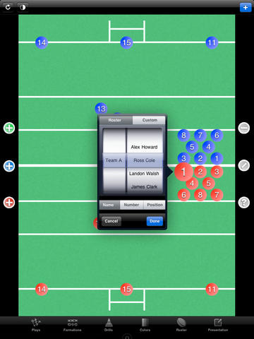 Rugby Coach Pro screenshot 8