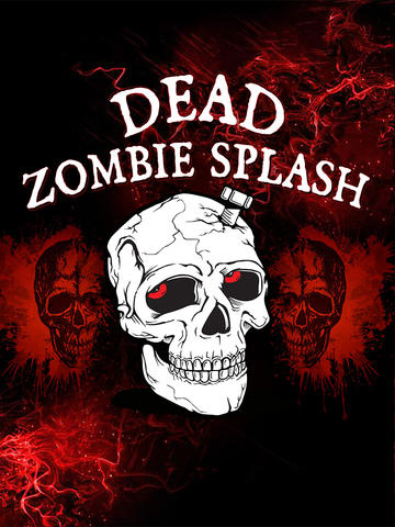 Dead Zombie Splash - Play Match 3 Zombie Puzzle Game with Free Flow & Skull Match screenshot 6
