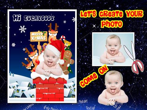 Christmas Photo Collage (HD) screenshot 6