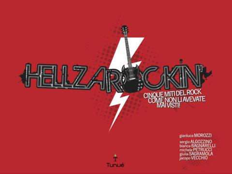 Hellzarockin' screenshot 6