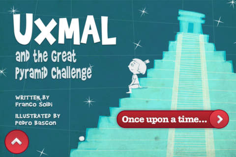 Uxmal & the Great Pyramid Challenge Lite- Brainy F - náhled
