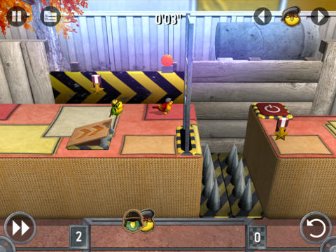 Non Flying Soldiers screenshot 8