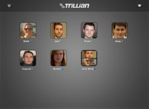 Trillian screenshot 3