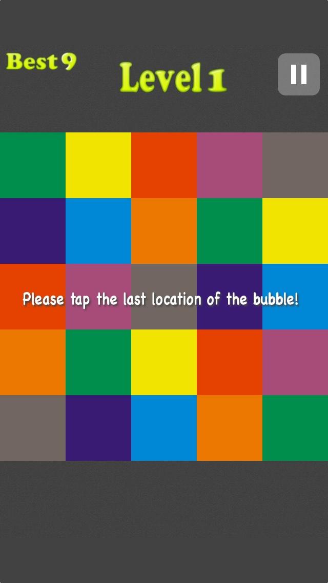 Bubble Focus screenshot 2