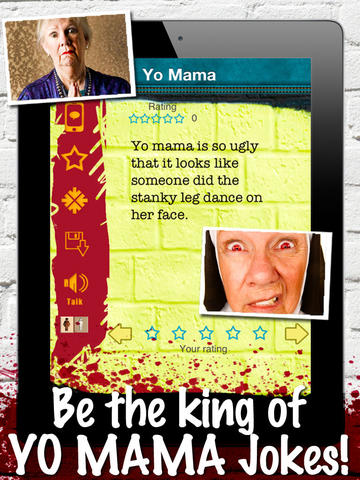 Yo Mama - Best New Jokes & Sayings! screenshot 8