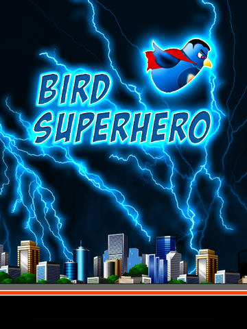 Bird Superhero - Flying Warrior screenshot 4