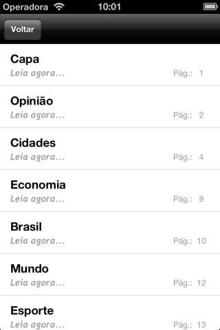 Correio Popular - náhled