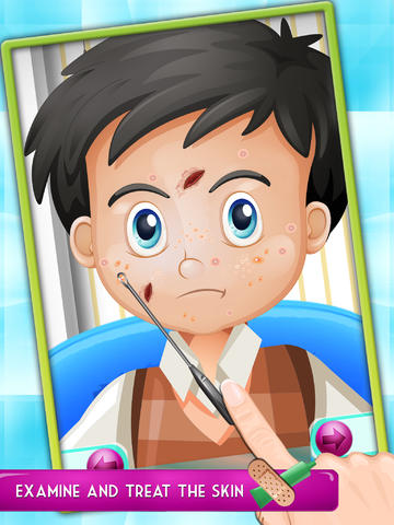 Kids Skin Doctor screenshot 7