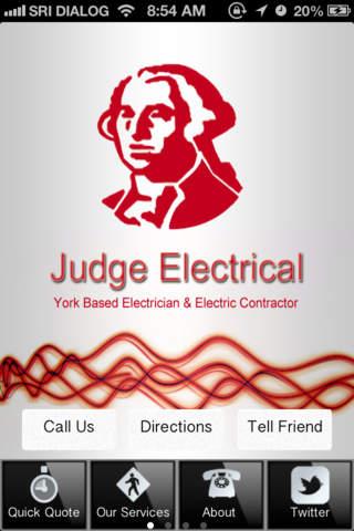 Judge Electrical - náhled