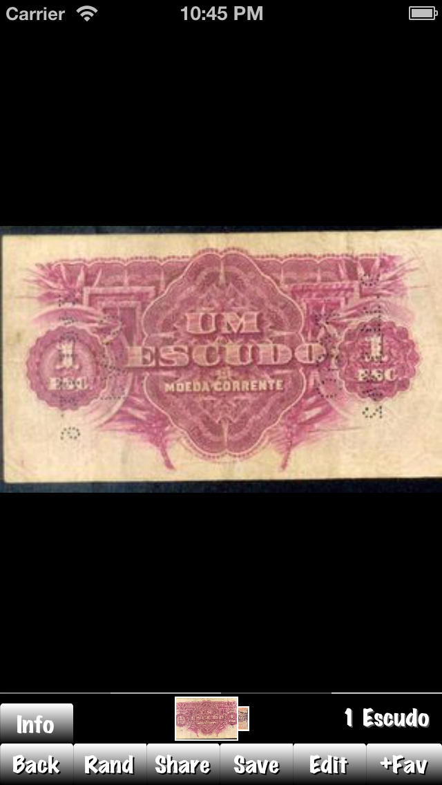 BanknotesCollectionHD screenshot 5
