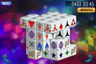 Mahjongg Dimensions Lite screenshot 3