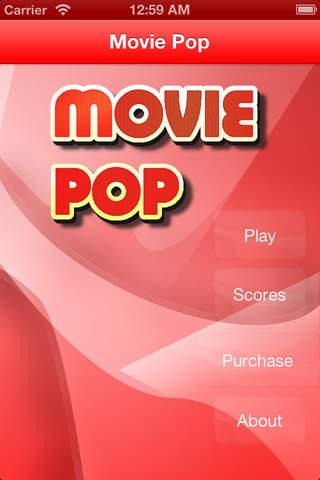 MoviePop - náhled