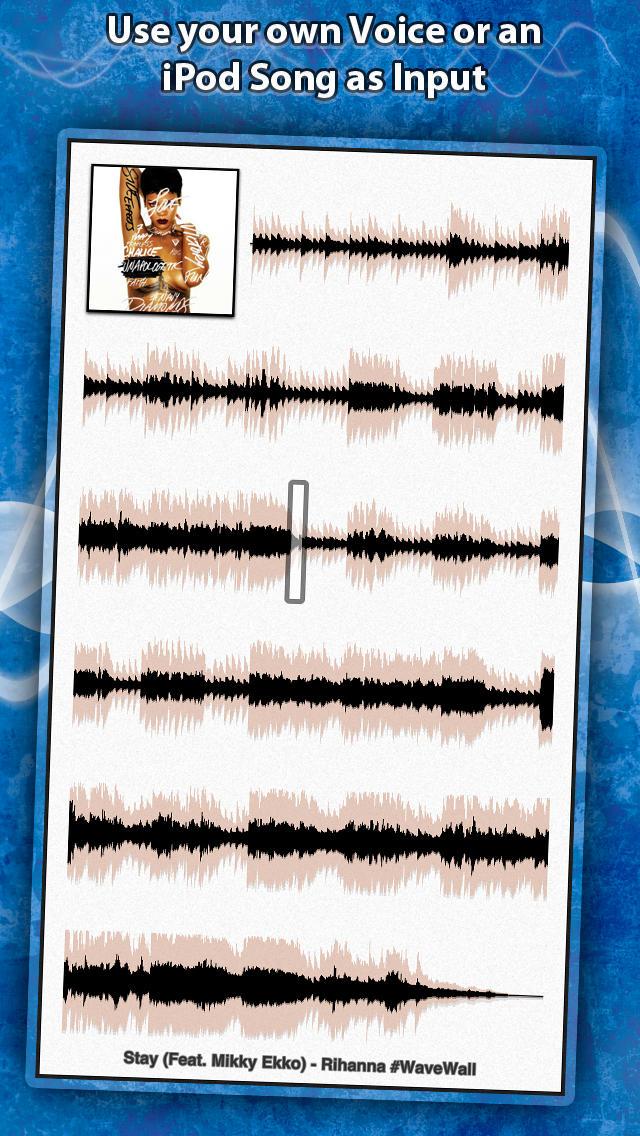 WaveWall screenshot 5