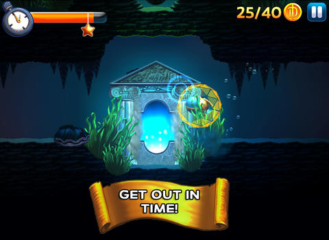 Depths - Submarine Exploration Game screenshot 9