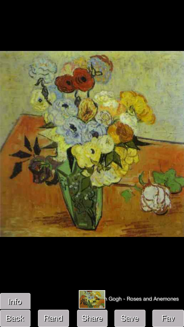 Van Gogh Art Guide screenshot 3