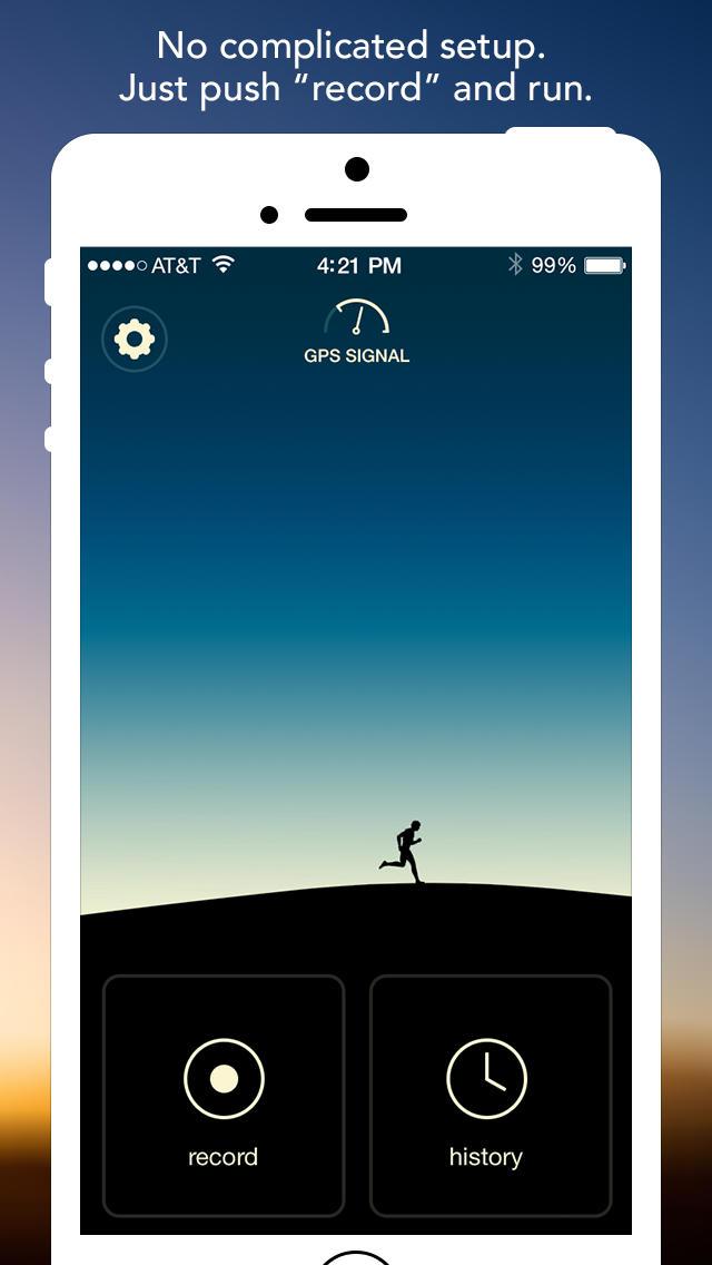 Vima - GPS Run Tracker screenshot 4
