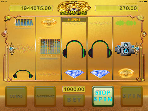 3 reel slots with features