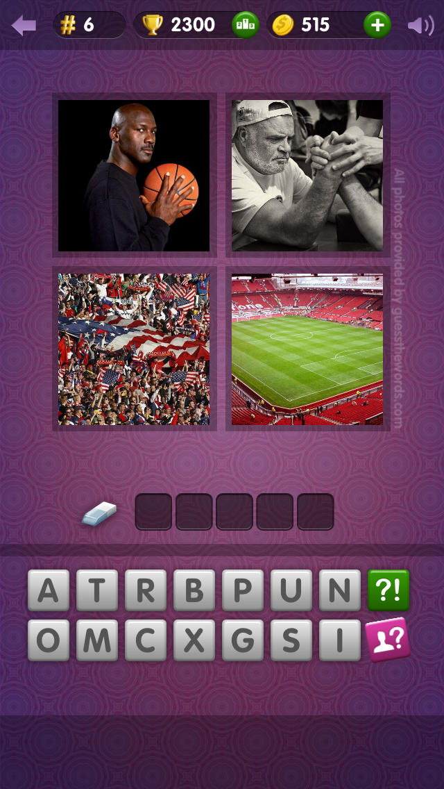 Guess a Word VIP! screenshot 3
