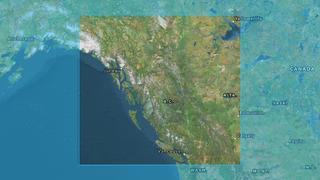 PeakFinder Canada West screenshot 3
