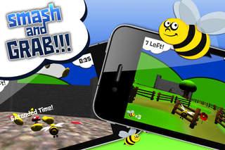 Honeyrun HD Free screenshot 2