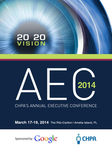 CHPA AEC 2014 screenshot 3