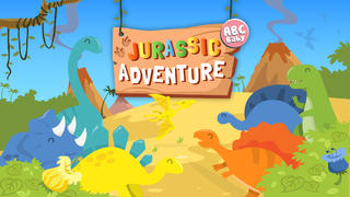 ABC Baby Jurassic Adventure - 3 in 1 Game for Preschool Kids – Learn Names of Dinosaurs screenshot 1