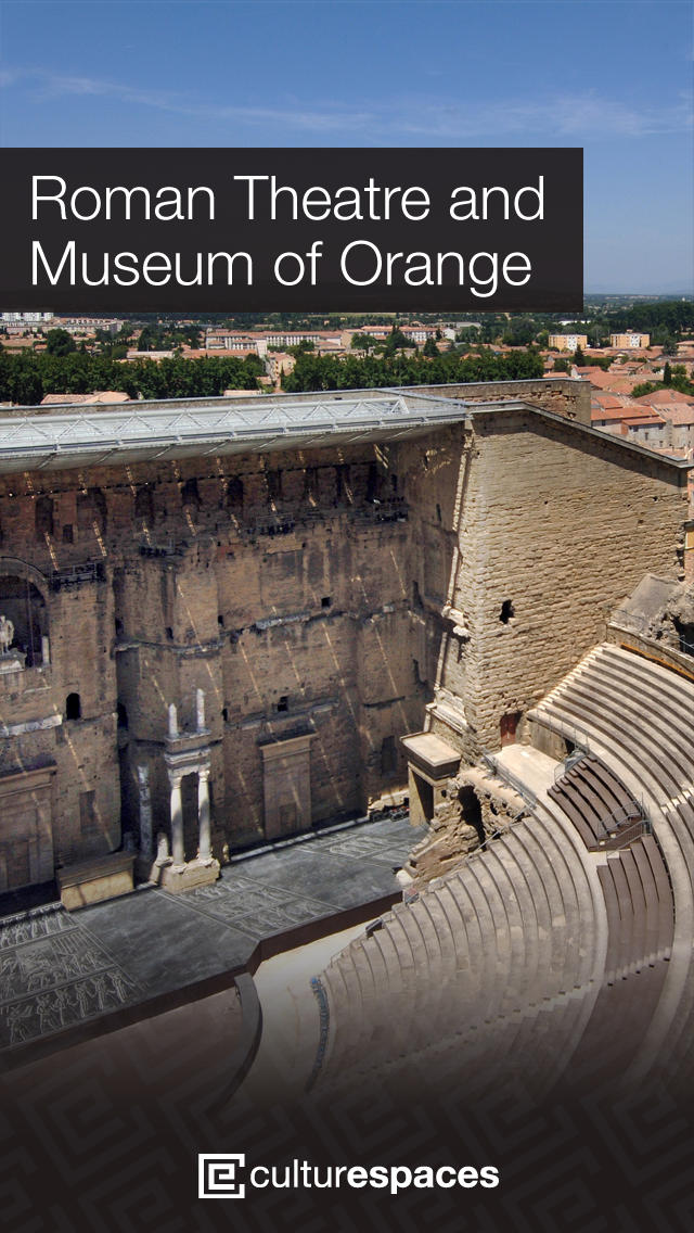 Roman Theatre and Museum of Orange: official application screenshot 1