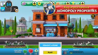 MONOPOLY Bingo screenshot 2