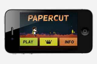 Papercut! screenshot 1