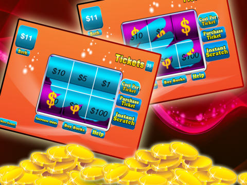 Rich Life Lotto Scratcher screenshot 7