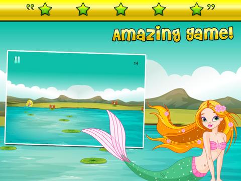 Amazing Mermaid Dash screenshot 4