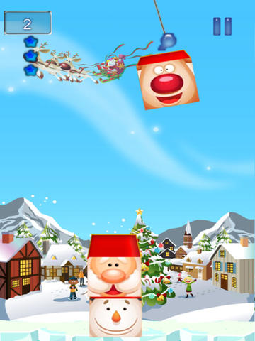 Christmas Blocks HD screenshot 4
