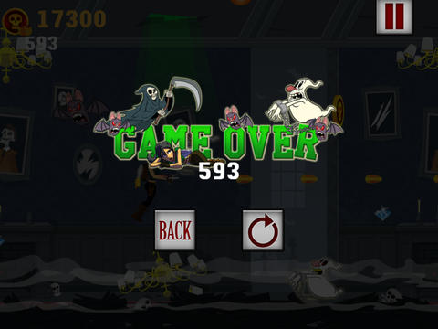 Arcane Haunted University: Jetpack Monster Hunt - Pro Game screenshot 9