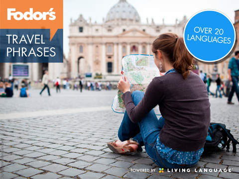 Fodor's Travel Phrases screenshot 5