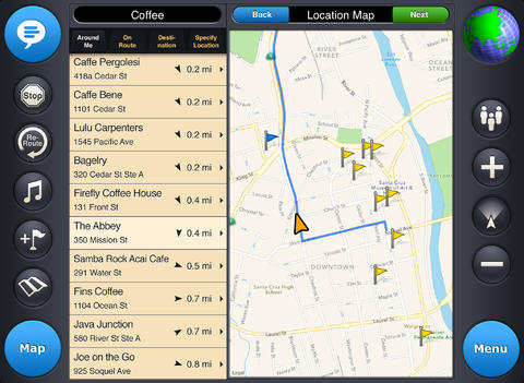 MotionX GPS Drive screenshot 8