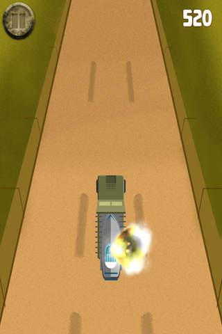 iWar Race - Tank Edition screenshot 5
