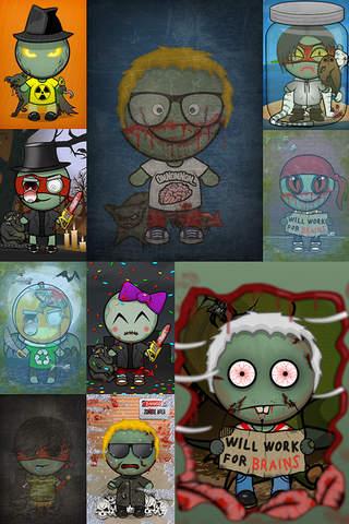 Make A Zombie 2 - náhled