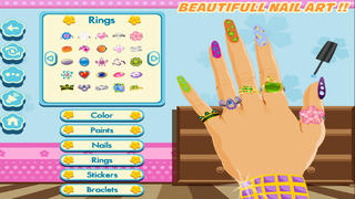 Girl Nail Art screenshot 3