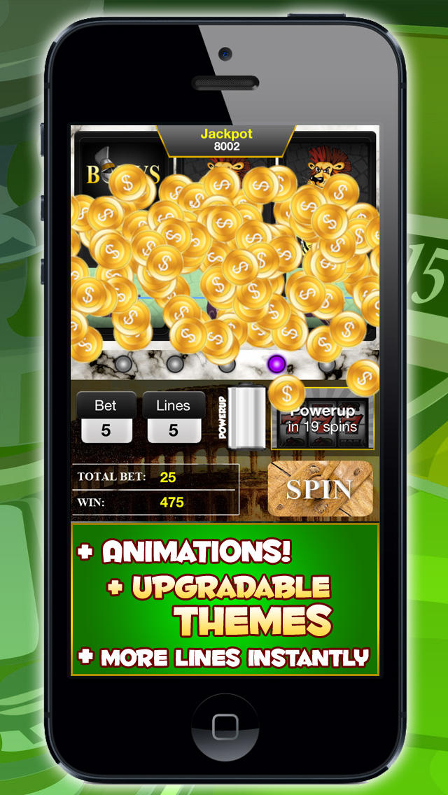 Slots Gold - Super Casino Poker Machine screenshot 2