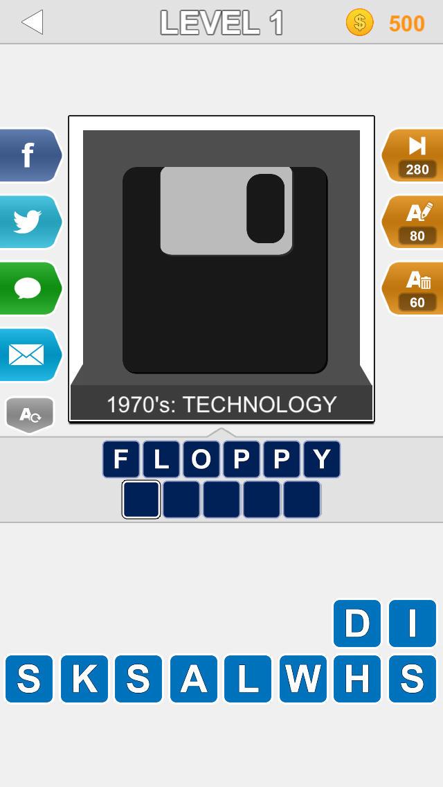123 POP Decade Quiz screenshot 1